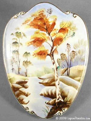 Four Seasons Plaque, Autumn - 4927