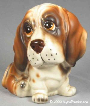 Bassett Hound Puppy Bank - 1240