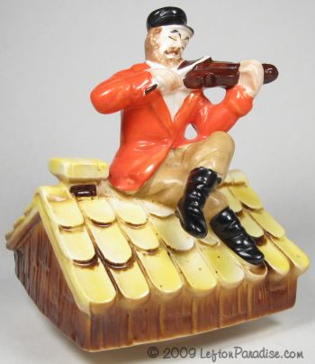 Fiddler On The Roof Musical Figurine