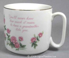 Special Grandmother Mug - 2697