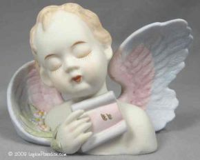 Angel Bust Figurine - 432