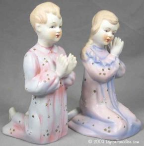 Bedtime Prayers, Pair - 945