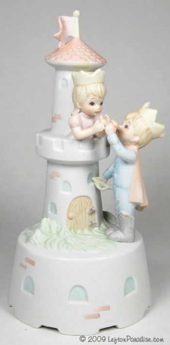Princess Musical Figurine, Christopher Collection - 3816