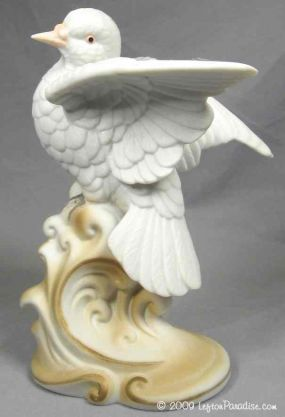 White Dove Figurine - 4037